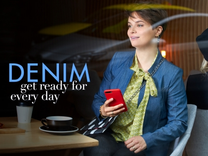 Denim - get ready for every day
