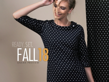 Fall 2018 - First Styles
