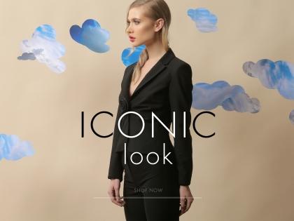 Iconic look