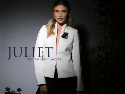 Juliet - the statement jacket