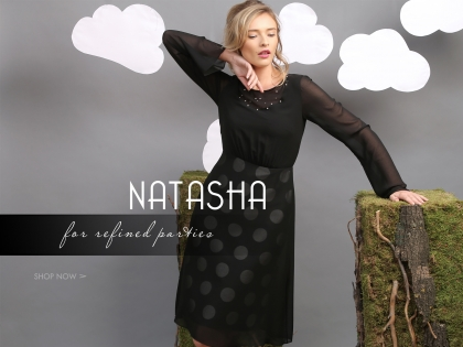 Natasha - for refined parties