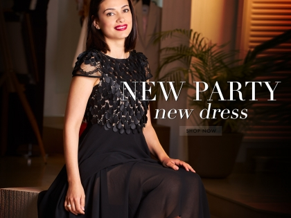 New Party New Dress