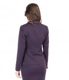 Office elastic fabric skirt