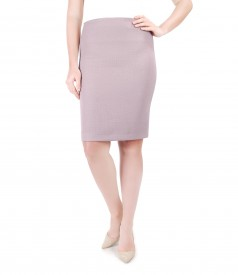 Elegant office skirt