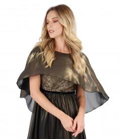 Veil cape