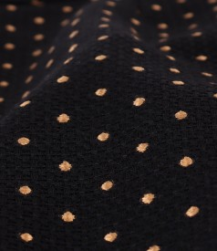 Cotton office pants