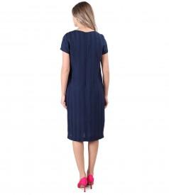 Casual viscose dress