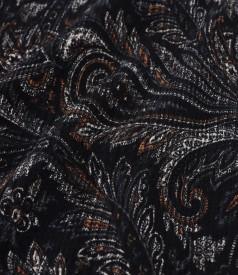 Rochie eleganta din brocart elastic